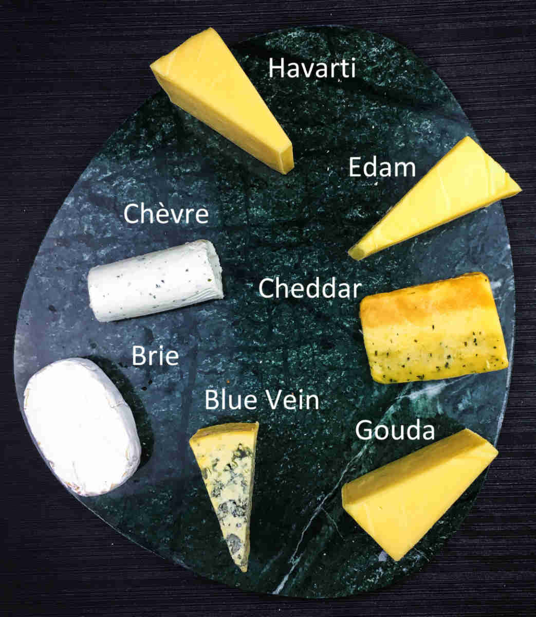 How to create cheese platter